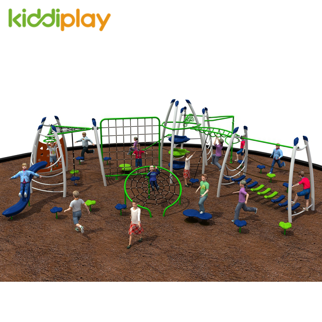 Outdoor Game Climbing Playground for Children