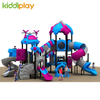China Supplier Big Slide Combined Large Equipment, Amusement Park Equipment Suppliers