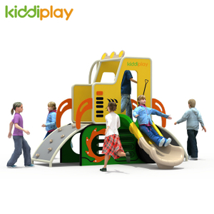 KiddiPlay Newest PE Board Kids Plastic Slide