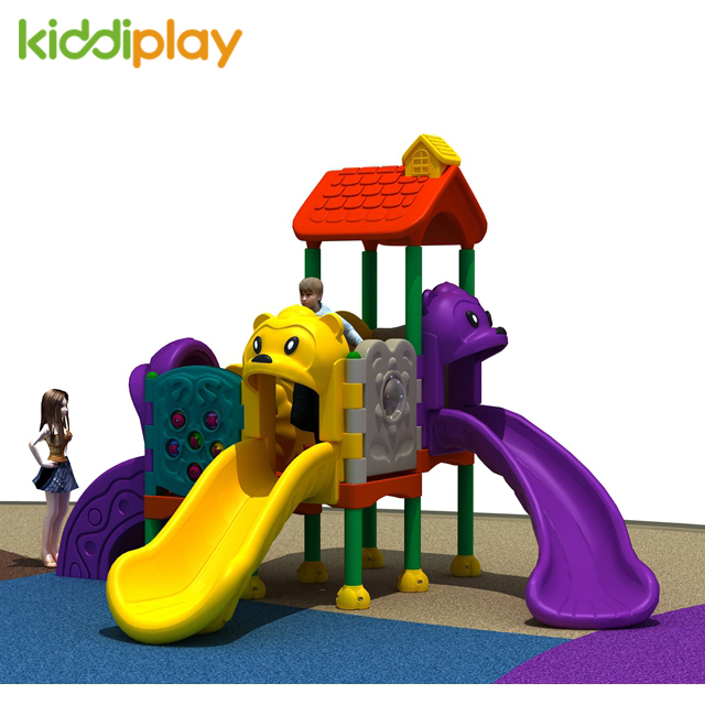 Top Brand Multipurpose Children Plastic series Outdoor Playground with One-stop Solution