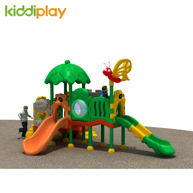 New Product Various Shape Plastic Series Outdoor Playground