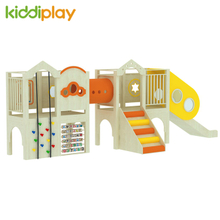Beautiful Wooden Kids Indoor Play for Children Playing Funny Games in Home