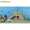 Wooden Outdoor Playground Equipment Slide Indoor Playhouse in China Factory
