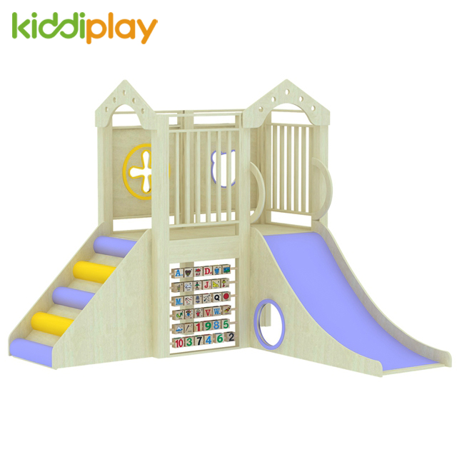 New Children Small Wooden Indoor Playground