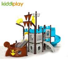 Hot Sale Outdoor Park Pirate Ship Series Playground Equipment