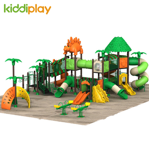 KiddiPlay Children Outdoor Playground Ancient Dinosaur Series
