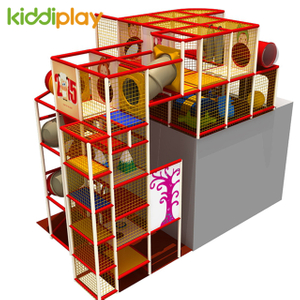 Commercial Equipment Kids Small Indoor Soft Playground