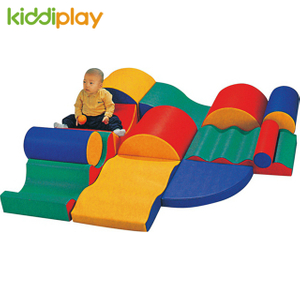 Children Interesting Chinese Soft Play Equipment
