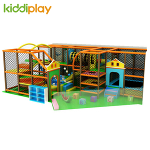 Funny Indoor Equipment Naughty Castle Amusement Game Playground