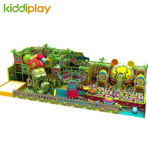 China Amusement Soft Play Indoor Playground Equipment Used Baby Castle
