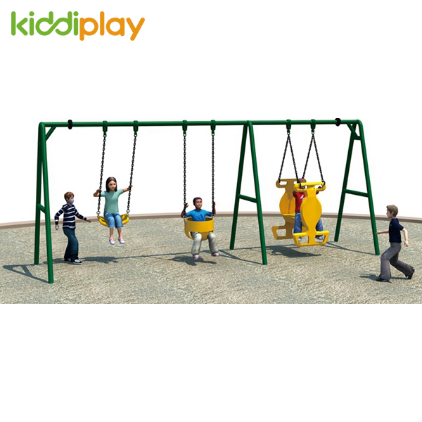 Good Quality Outdoor Playground Iron Swing
