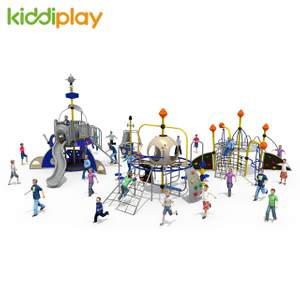 Planetary War Series Outdoor Climbing Playground Children Toy