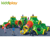 Children Outdoor Adventure Rock Stone Climbing Wall Frame Set Holds for Kids