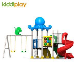 Latest Design Plastic Amusement Rides, Slides Equipment Outdoor