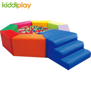 Preschool Indoor Play Equipment Soft Play Equipment Soft Play Ball Pits