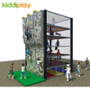 Large Customized Indoor Crystal Palace Climbing Wall for Children Playground