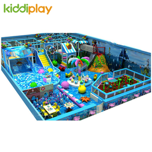 New Design Recreation Equipment Commercial Used Indoor Playground