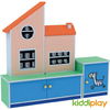 Kindergarten Furniture Children Indoor Teacup Cabinet