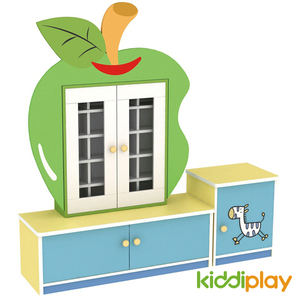 Kindergarten Furniture Children Apply Type Teacup Cabinet