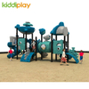 Hot Commercial Kids Outdoor Playground Home Ocean Series Equipment for Sale
