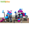 CE Certificate Outdoor Playground Equipment, Customized Size Kids Outdoor Playground for Sale