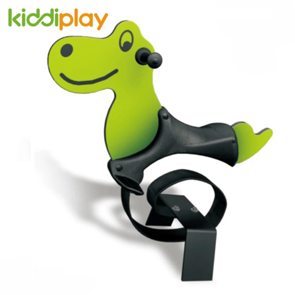 Animal Rocking Toy Plastic And Steel Spring Rider for Small Baby