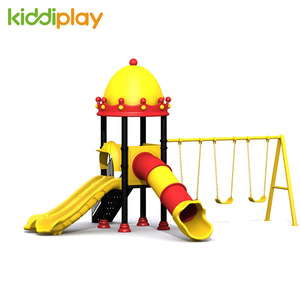 Toddler Outdoor Playground Equipment Manufacturer Castle Series For Children