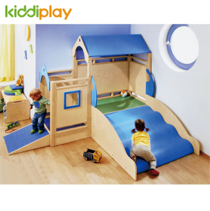 2018 Montessori School Furniture Kindergarten Indoor Kids Playground Equipment