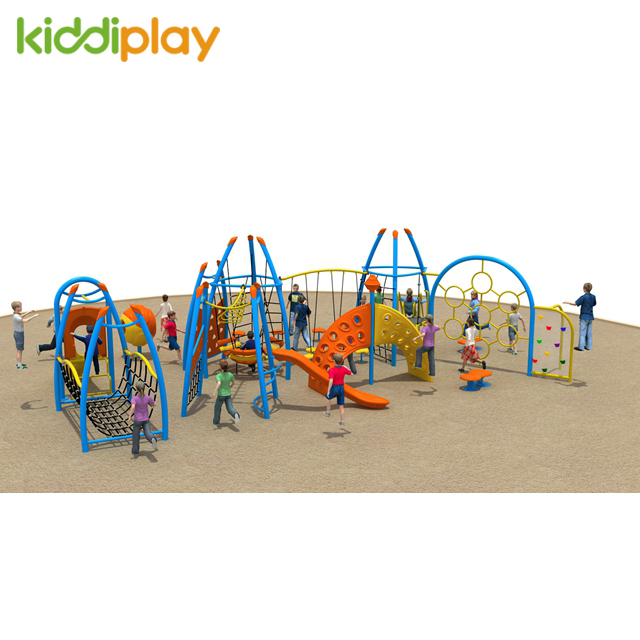Outdoor Climbing Playground for Children Game