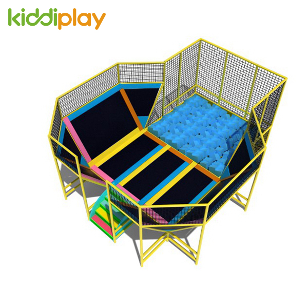 Good Quality Indoor Park Small Trampoline For Sale