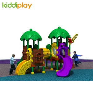 New Style Commercial Equipment Combination Slide Outdoor Playground