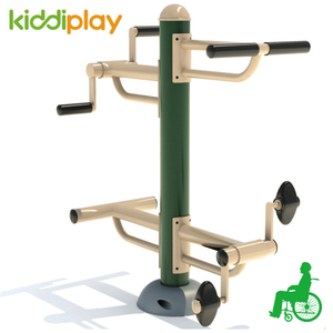China Supplier Disabled Fitness Equipment Outdoor Sport for Handicapped People