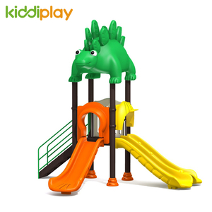 Plastic New Designed Children Outdoor Playground Small Series for The School Land