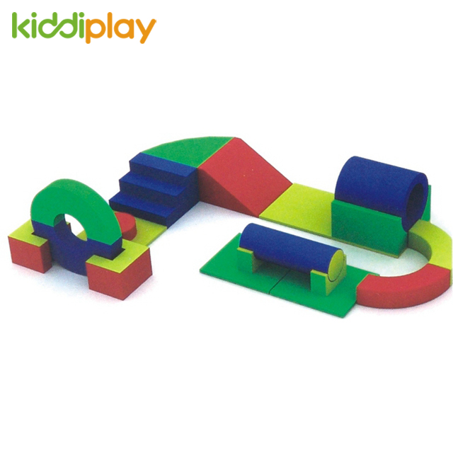 Use Kid's Indoor Soft Toddler Play Area Equipment