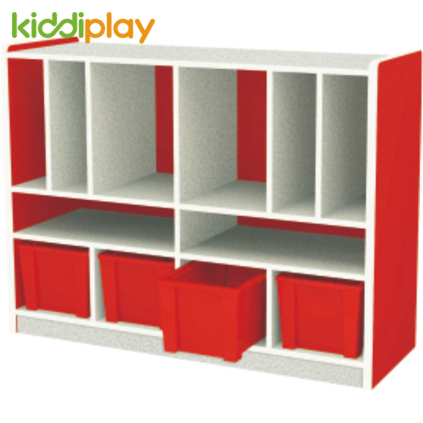 Indoor Furniture Children Toy Cabinet for School