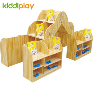 Professionally Customized Kids Kindergarten Montessori Furniture Set