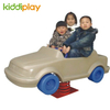 Outdoor Double Spring Rider for Children Play