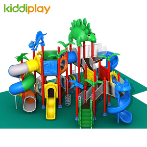 Animal Dinosaur Series Play Structure Used Outdoor Playground Equipment