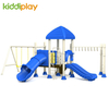 Kids Plastic Eco-friendly Outdoor Playground Equipment for Sale