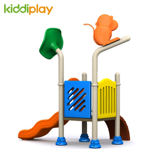 Multiple Species Children Small Series Outdoor Playground Slides for Sale