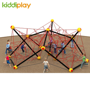 Small Children Outdoor Rope Game Play Equipment