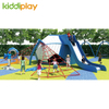 Colorful Children Outdoor Dreamland Wooden Series Playground Equipment