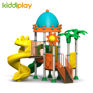 Supply High Quality Children Castle Series Outdoor Gym Playground Equipment