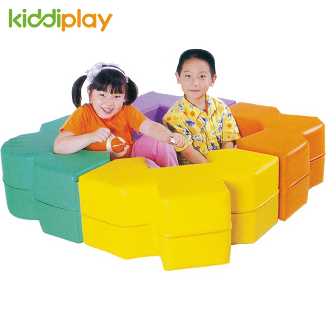 Preschool Kids Equipment Various Color Soft Play for Parties