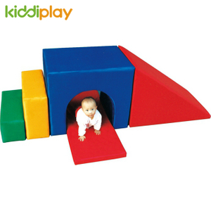 Indoor Soft Playground Equipment with High Quality Toddler Play