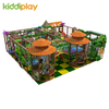 Kids Indoor Play Places With Large Slide Area Equipment
