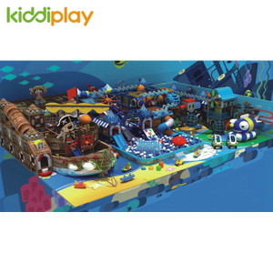 Kids Playground Baby Indoor Soft Play Area Equipment