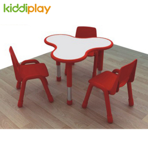 Children Table And Chair Kindergarten Daycare Center Furniture