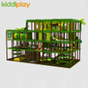 High Quality Small Set Forest Theme Kids Indoor Playground for Fun