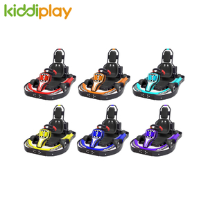 Electric Go Kart 24v 350w Kids Indoor Playground Racing Go Karts
